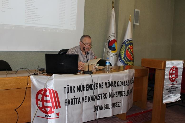 """""""İMAR PLANI UYGULAMALARI"""" PANEL-FORUM ETKİNLİĞİ DÜZENLENDİ"""